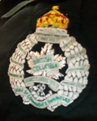 BCR Badge