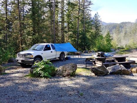 Beltane Camp